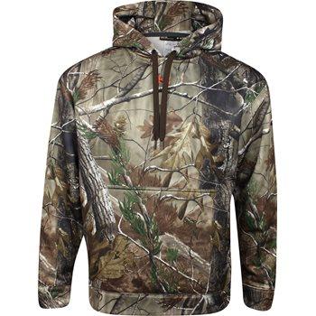 Under Armour UA Fleece 2.0 Camo Hood Outerwear Pullover Apparel