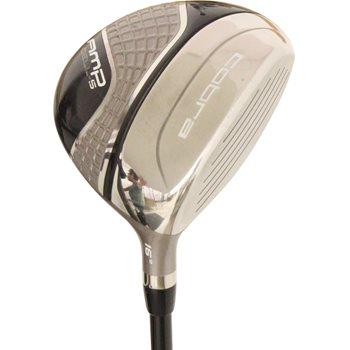 Cobra AMP-Cell S Black Fairway Wood Preowned Golf Club