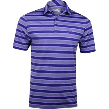 Under Armour UA Kinetic Stripe Shirt Polo Short Sleeve Apparel