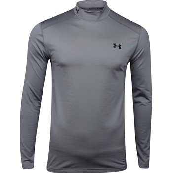 Under Armour UA ColdGear Mock Base Layer Fitted Apparel