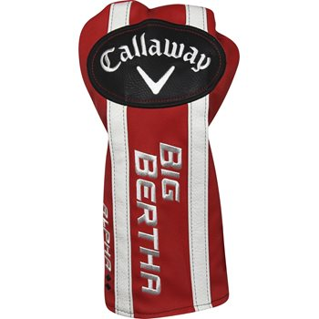 Callaway Big Bertha Alpha 815 Double Black Diamond Headcover Accessories