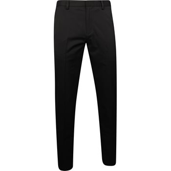 Ashworth Solid Stretch Pants Flat Front Apparel