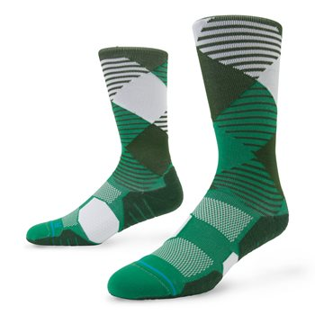 Stance Fusion Hook Socks Crew Apparel