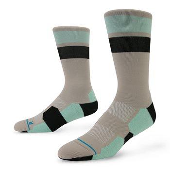 Stance Fusion Back Nine Socks Crew Apparel