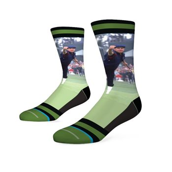 Stance Legends Payne Stewart Socks Crew Apparel