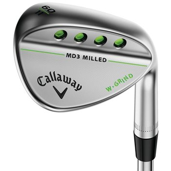 Callaway MD3 Milled W Grind Wedge Preowned Clubs