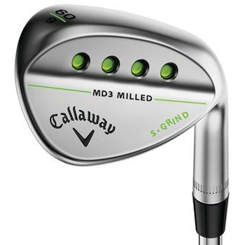 Callaway MD3 Milled S Grind Wedge Golf Club