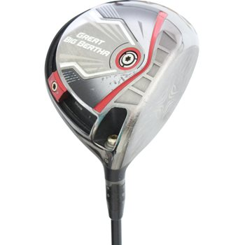 Callaway Great Big Bertha Driver Preowned Golf Club