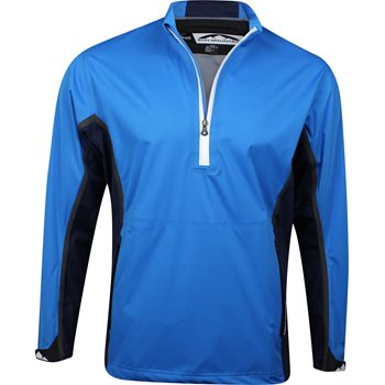 Sun Mountain Stretch Tour Series Long-Sleeve Pullover Rainwear Rain Shirt Apparel