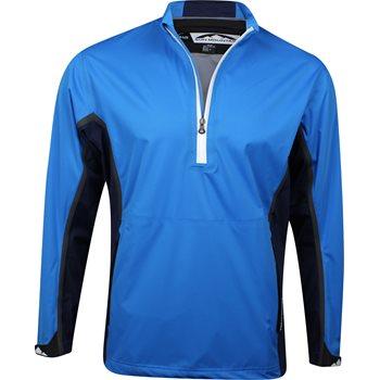 Sun Mountain Stretch Tour Series Long-Sleeve Pullover Rainwear Rain Shirt Apparel