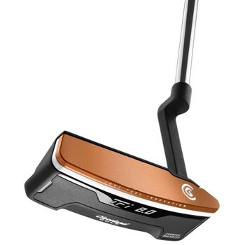 Cleveland TFi 2135 8.0 CB Putter Preowned Golf Club