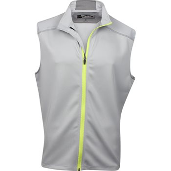 Sun Mountain Stretch ThermalFlex Full-Zip Outerwear Vest Apparel