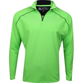 Sun Mountain Stretch Second Layer Outerwear Pullover Apparel