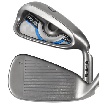 Ping GMax K1 Iron Set Preowned Clubs