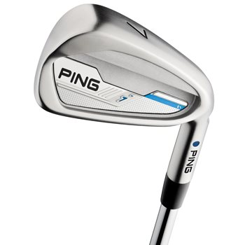 Ping i Series E1 Iron Set Preowned Golf Club