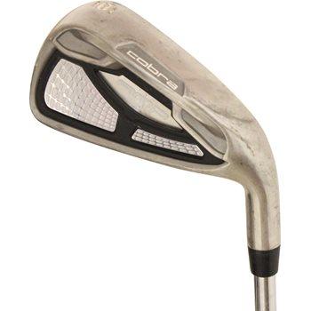 Cobra AMP Max Iron Set Preowned Golf Club
