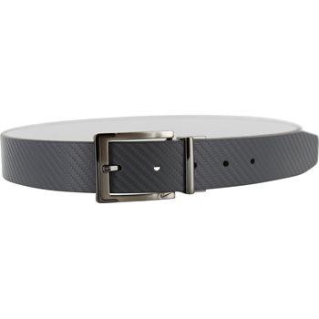 Nike Carbon Fiber Textured Reversible Accessories Belts Apparel