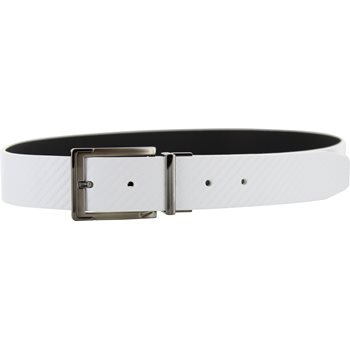 Nike Carbon Fiber Textured Reversible Accessories Belts Apparel