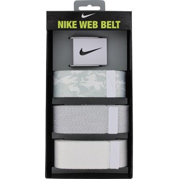 Nike 3 in 1 Camo Web Pack Accessories Belts Apparel