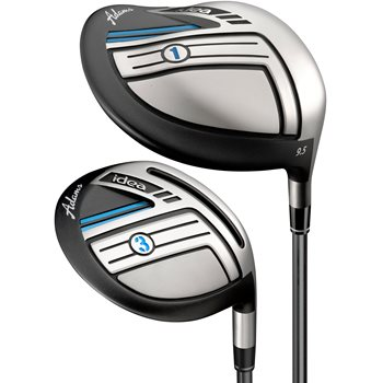 Adams Idea No Bag Club Set Preowned Golf Club