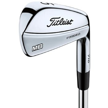 Titleist MB 716 Forged Iron Set Preowned Golf Club