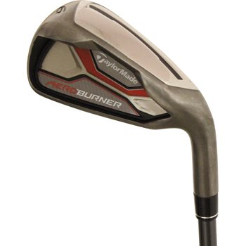 TaylorMade AeroBurner Iron Individual Preowned Golf Club