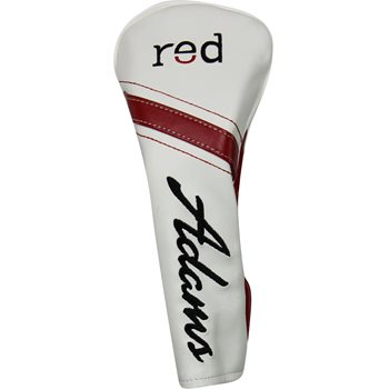Adams Red Hybrid Headcover Accessories