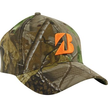 Bridgestone Realtree Camouflage Headwear Cap Apparel