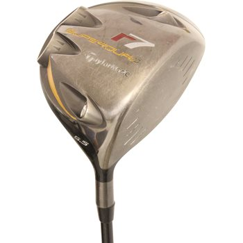 TaylorMade r7 SuperQuad TP 1st Edition Driver Preowned Golf Club