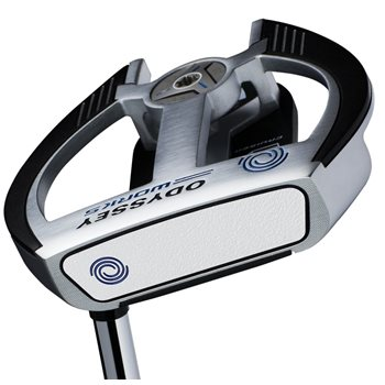 Odyssey Works 2-Ball Fang Tank Cruiser Putter Preowned Golf Club