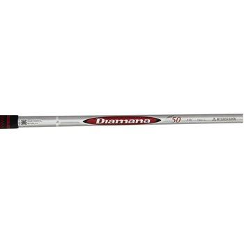Mitsubishi Rayon Diamana M+ Red 50 HY Shafts Preowned Club Components
