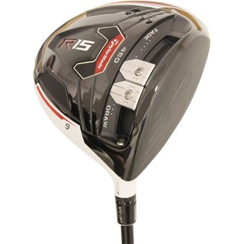 TaylorMade *Tour Issue* R15 TP Driver Preowned Golf Club