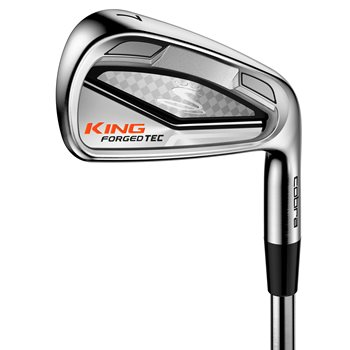Cobra King Forged TEC Iron Set Preowned Clubs