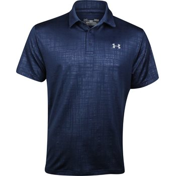 Under Armour UA Scratch Plaid Shirt Polo Short Sleeve Apparel