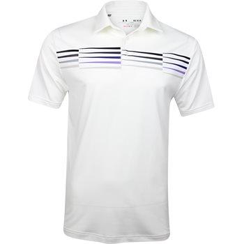 Under Armour UA Coldblack Honors Print Shirt Polo Short Sleeve Apparel