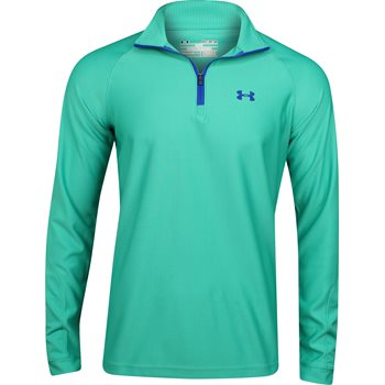 Under Armour UA Loft Mock Outerwear Pullover Apparel
