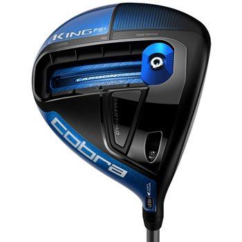 Cobra King F6+ Blue Driver Golf Club