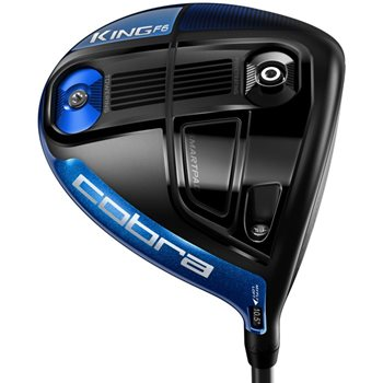 Cobra King F6 Blue Driver Golf Club