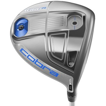 Cobra King F6 Silver Driver Preowned Golf Club
