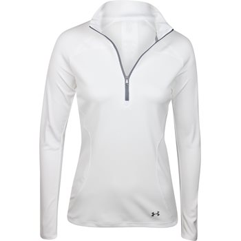 Under Armour UA Slice 1/4 Zip Mock Outerwear Pullover Apparel