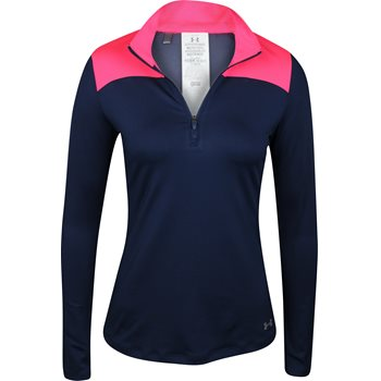 Under Armour UA Flier Mesh 1/2 Zip Outerwear Pullover Apparel