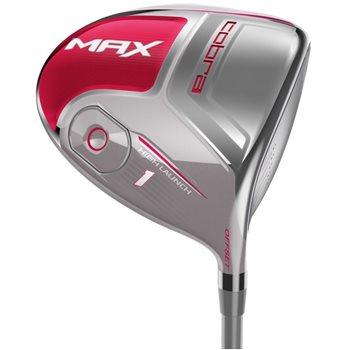 Cobra Max Raspberry Offset Driver Preowned Golf Club