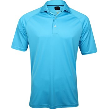 Greg Norman ML75 Micro Lux Solid Shirt Polo Short Sleeve Apparel
