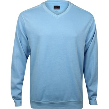 Greg Norman Contemporary Sweater V-Neck Apparel