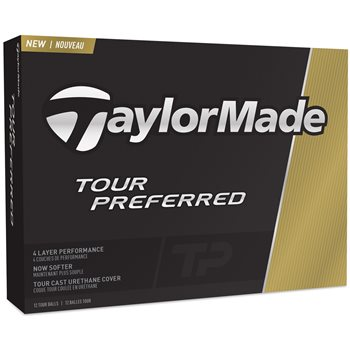 TaylorMade Tour Preferred Golf Ball Balls