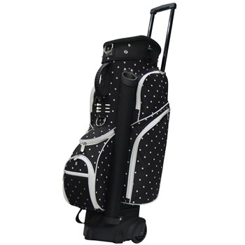 RJ Sports Spinner Cart Golf Bag