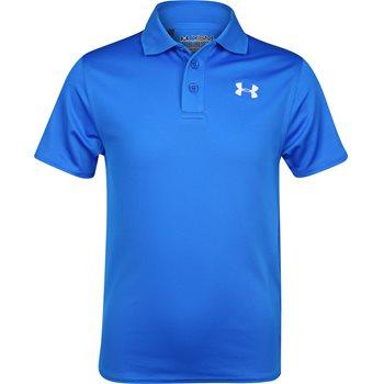 Under Armour UA Youth Performance Shirt Polo Short Sleeve Apparel