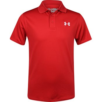 Under Armour UA Youth Performance Shirt Polo Short Sleeve Apparel