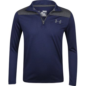 Under Armour UA Youth Tech 1/4 Zip Outerwear Pullover Apparel