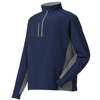 FootJoy Wind Shell Mid Layer Outerwear Pullover Apparel